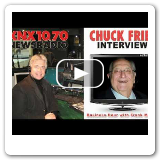 "KNX 1070 Business Hour w/ Frank Mottek ""Interview with Chuck Fries"""